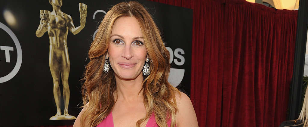 Vote: Does Julia Roberts Ever Have a Bad Hair Day?