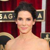 Sandra Bullock's Hair and Makeup at SAG Awards 2014