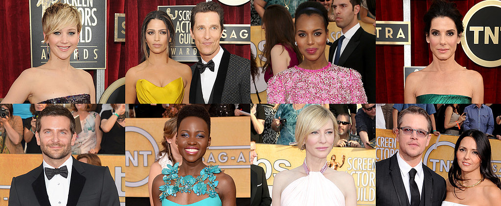 All the Stars on the SAG Awards Red Carpet