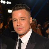 Brad Pitt's Hair at SAG Awards 2014