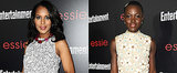 Kerry Washington and Lupita Nyong'o Got Last Night's Dressing Memo