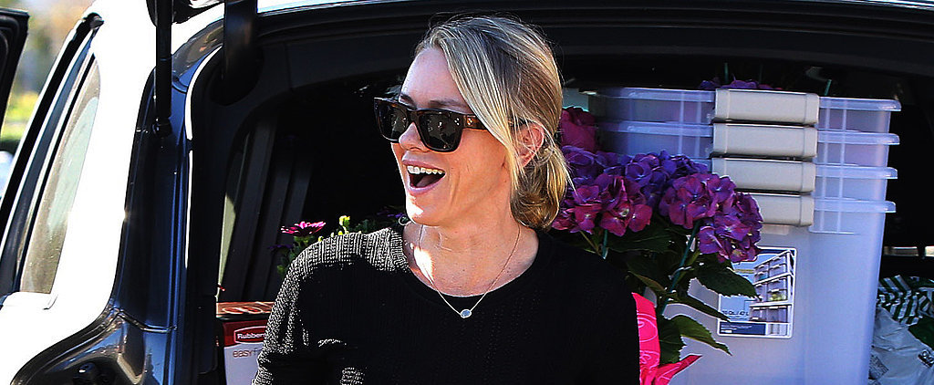 Attention, Home Depot Shoppers, Naomi Watts Is in the Garden Section