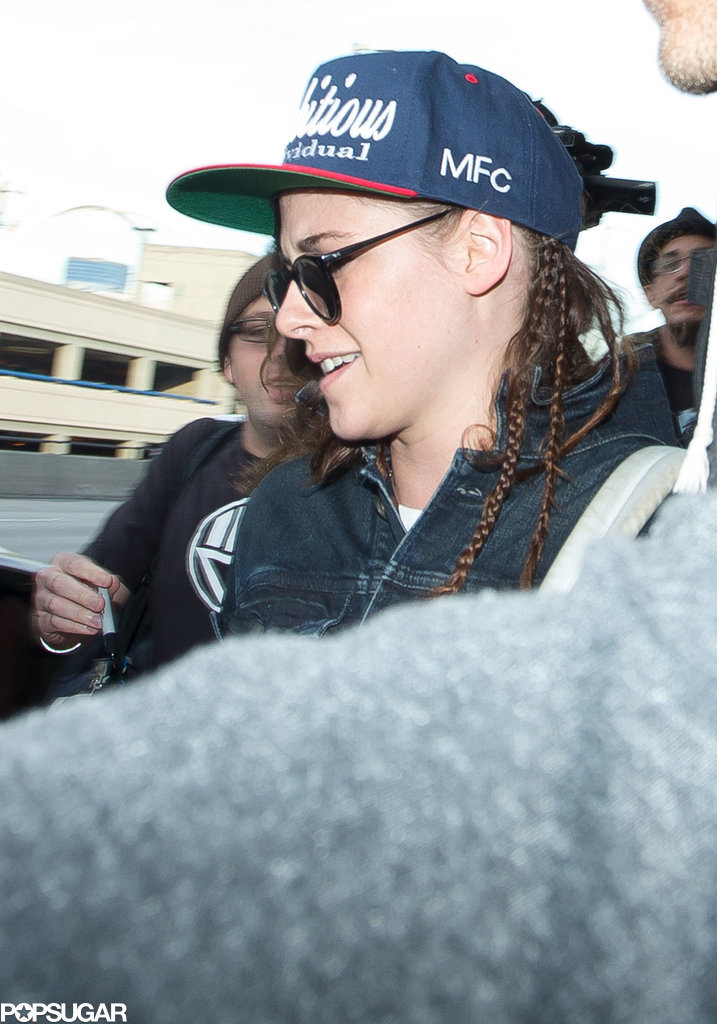 Kristen Stewart Swaps Sundance For the California Sun