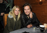 On Saturday, Gwyneth Paltrow took a seat with Michael Shannon.