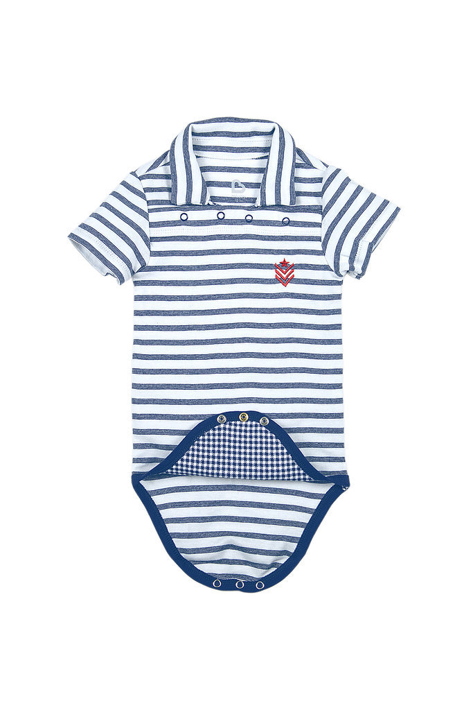 Striped Nautical Onester