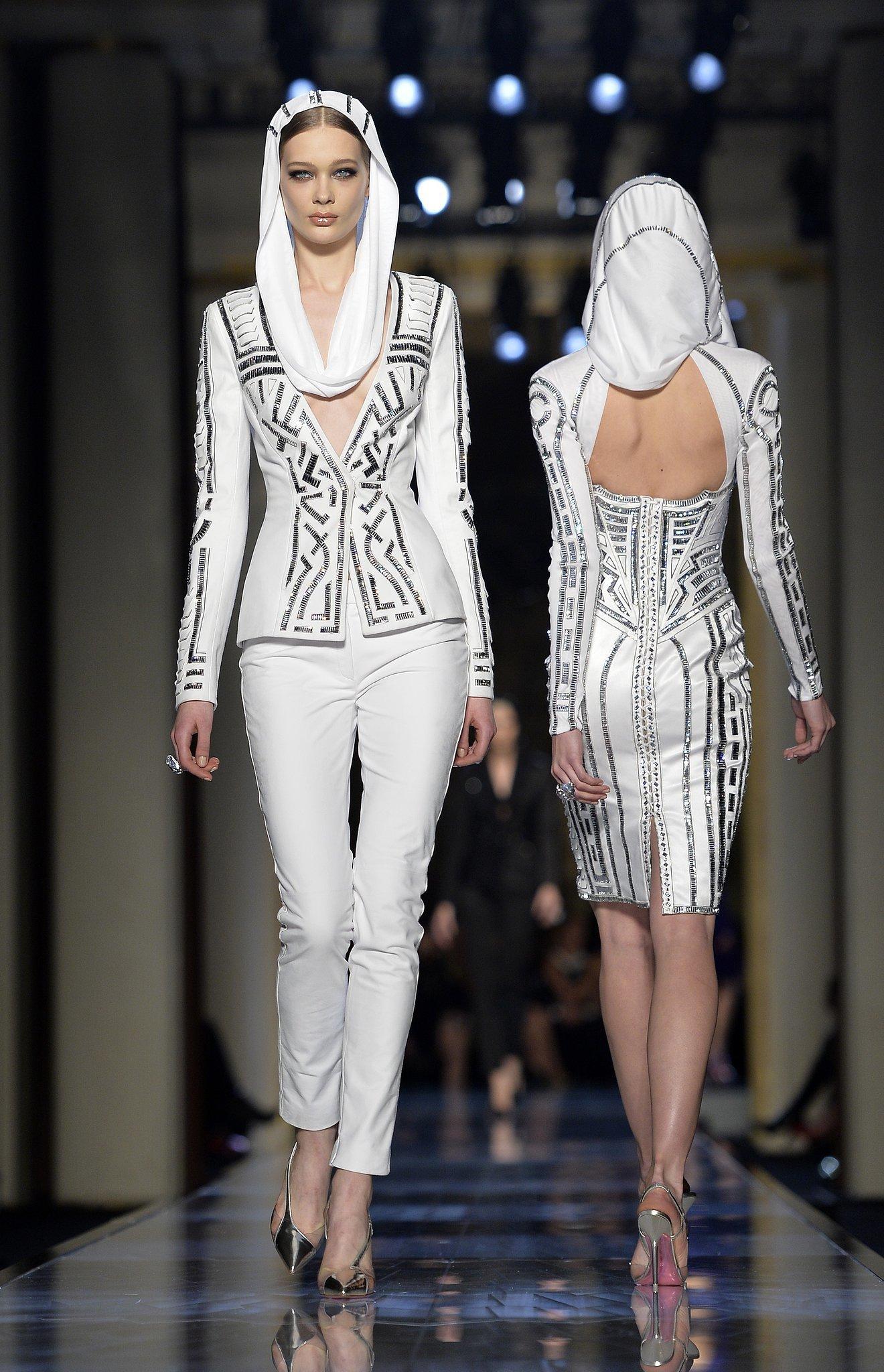 Atelier Versace Haute Couture Spring 2014 | Donatella Has ...