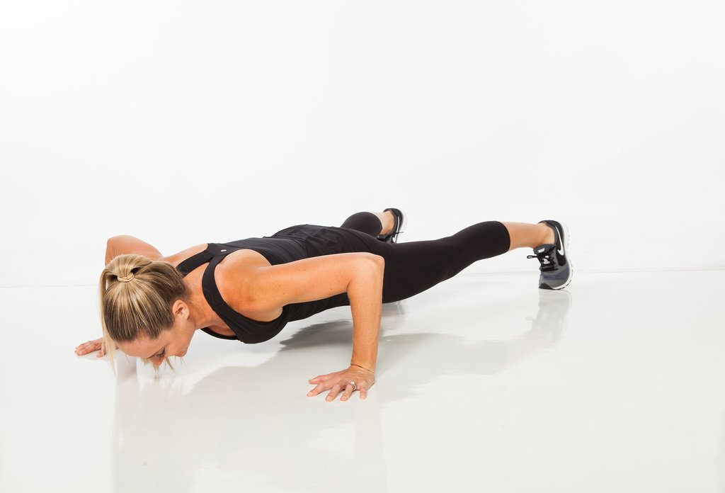 Push-Up Tuck