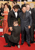 Bradley Cooper's Awkward Crotch Hug Can Be Explained