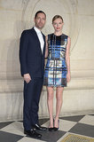 On Monday, Kate Bosworth and Michael Polish attended Dior's haute couture show in Paris.