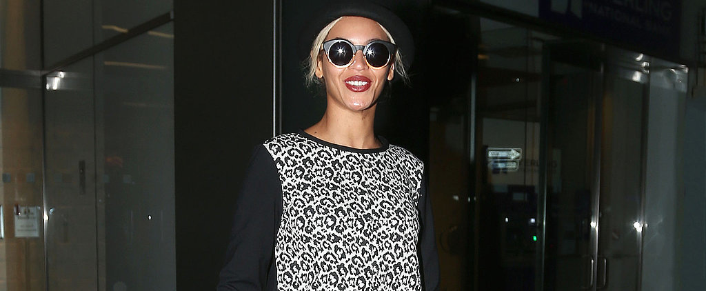 Buy Beyoncé's Leopard Sweatshirt — It's on Sale!