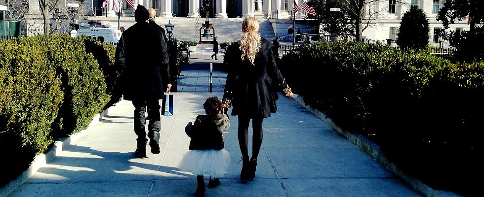 Blue Ivy's Trip to the White House
