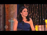 "Julia Louis-Dreyfus Has a Serious ""Mix-Up"""
