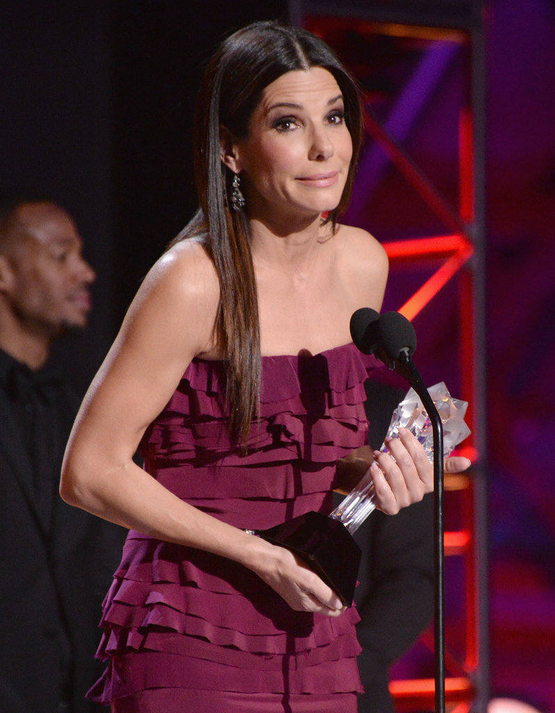 Sandra Bullock Drops the F-Bomb