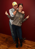 Shailene Woodley and Christopher Meloni were adorable on Monday.