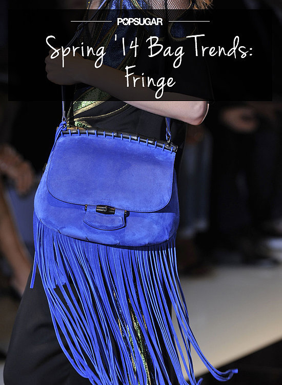 Spring Bag Trend No. 1: Fringe