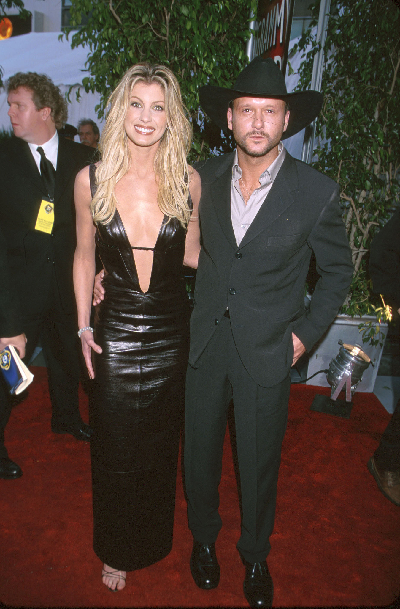 Tim McGraw and Faith Hill, 2000