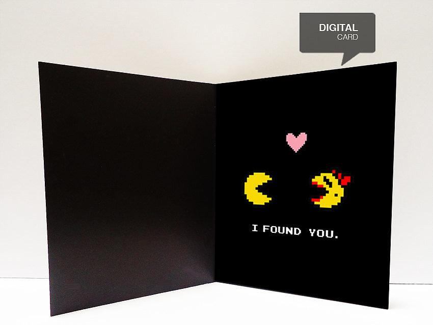 Pac-Man Valentine
