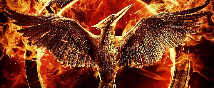The First Mockingjay Poster Is Here!