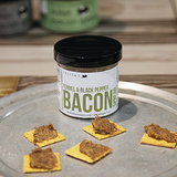 Skillet Fennel & Black Pepper Bacon Spread