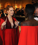 "Even Amy Adams Was Like, ""Your Dress Is Way Better Than Mine"""