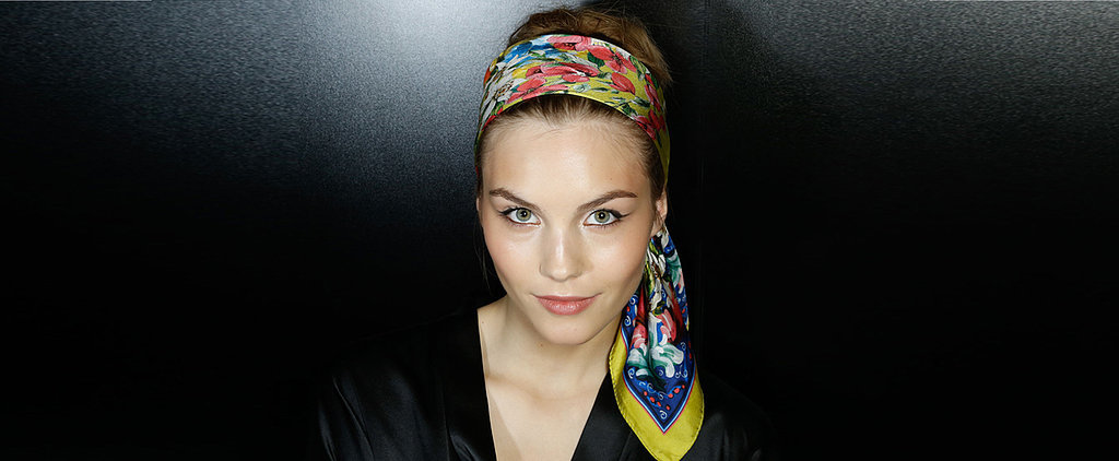 3 Cool Ways to Tie a Head Scarf