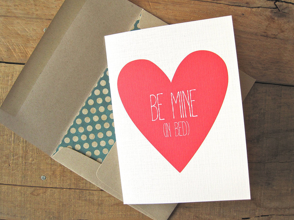 Valentine's Day Cards That Put the Funny in Sexy
