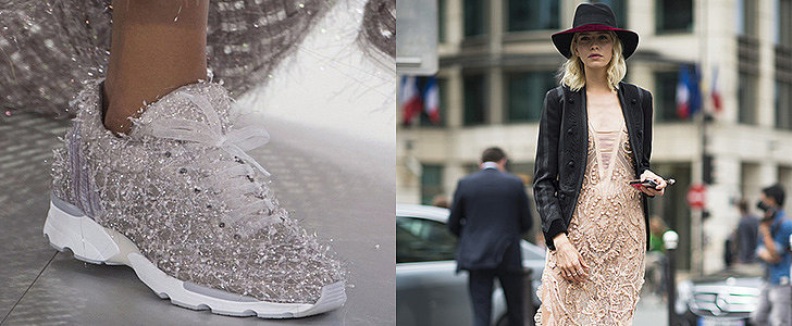 This Week's Buzziest Stories Involve a Pair of Couture Sneakers