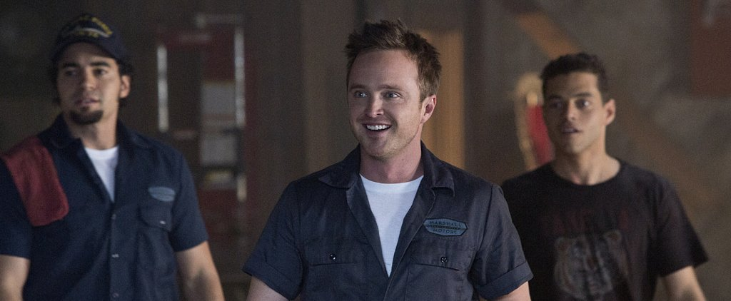 Aaron Paul on Not Having to Dress Like Jesse Pinkman Anymore