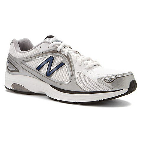 Mens New Balance Shoes MW847 White Navy