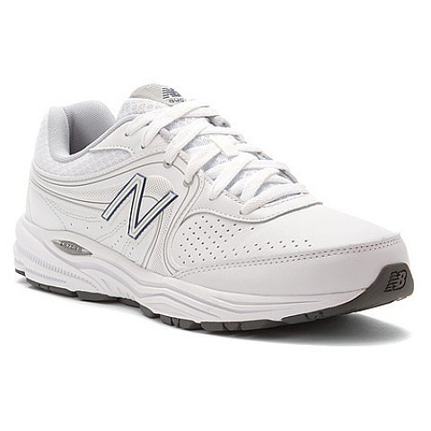 Mens New Balance Shoes MW840 White Blue