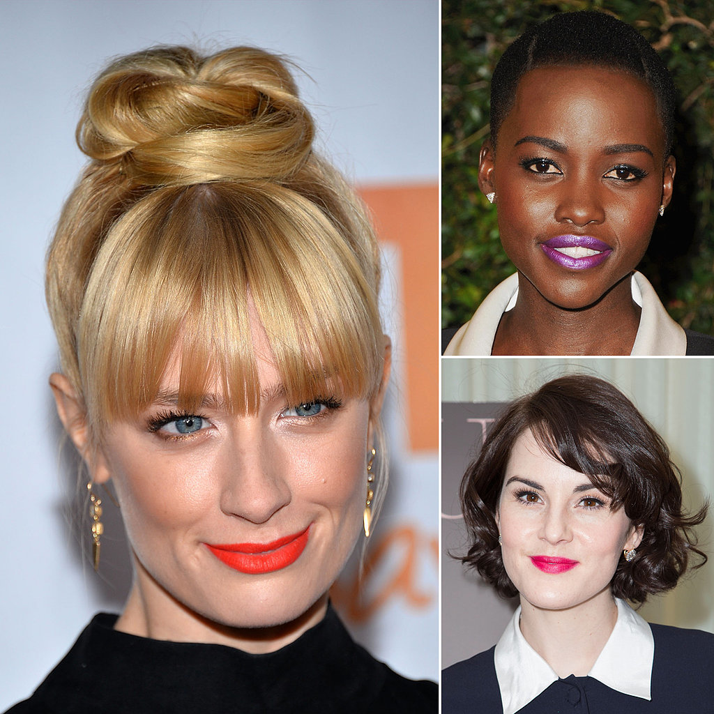 The Bright Lipstick Looks You Shouldn't Be Too Scared to Try