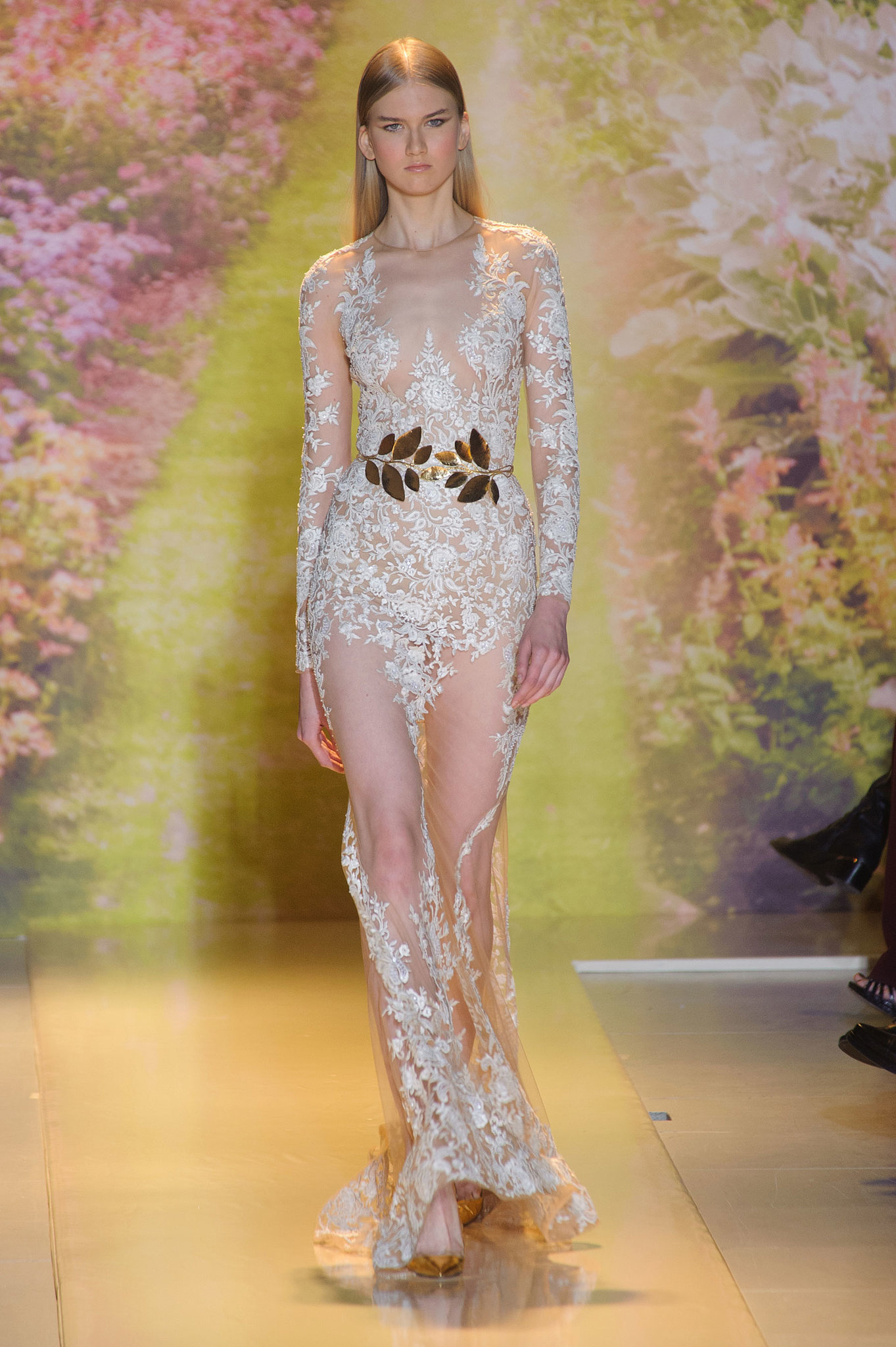 The vulgarian zuhair murad haute couture s s14 for Haut couture