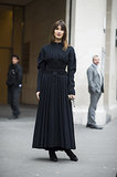 Don't call it matronly, call it romantic. Source: Le 21ème | Adam Katz Sinding