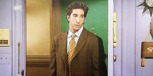 9. Ross Geller, Friends