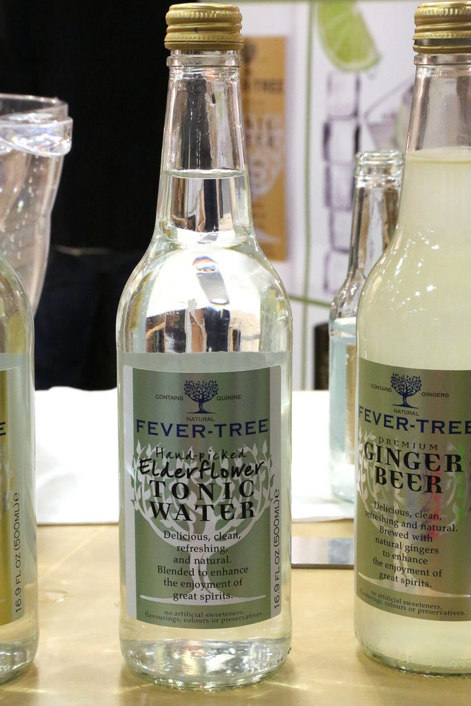 Fever-Tree Handpicked Elderflower Tonic Water