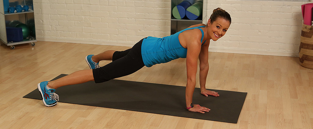 How Many Plank Jacks Can You Do in 1 Minute?