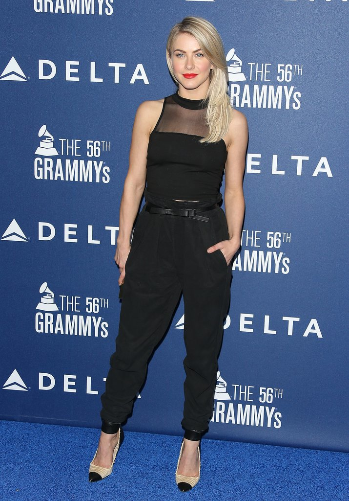 Julianne Hough at Delta's Grammy Weekend Reception