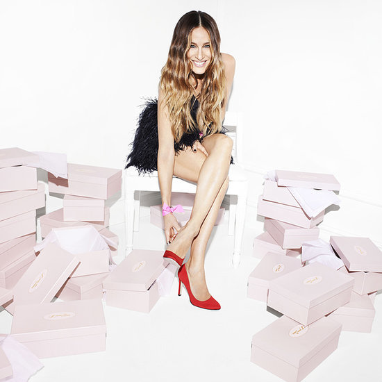Sarah Jessica Parker's Entire Shoe Collection For Nordstrom