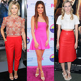 37 Red-Hot Star Styles to Mimic for Valentine