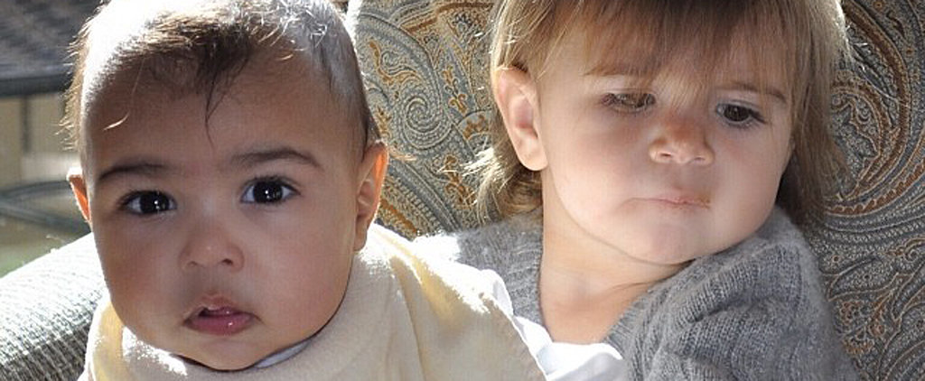 Kim Shares an Adorable New Snap of North!