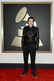 Austin Mahone at the 2014 Grammy Awards.