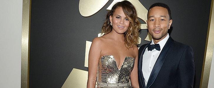 Did Chrissy Teigen Already Win Best Dressed at the Grammys?