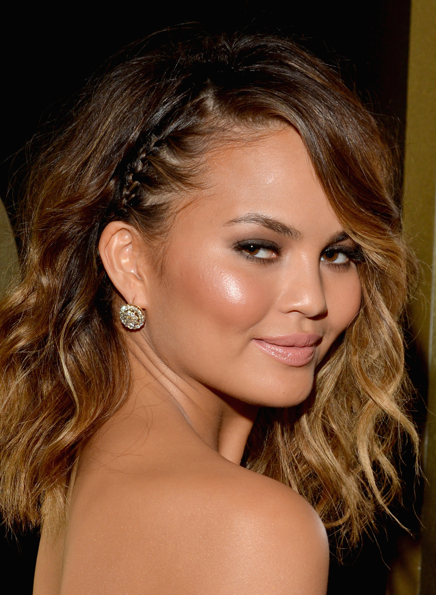 Chrissy Teigen 360 Degrees Of Music Fabulousness At The