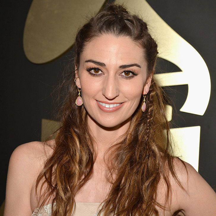 Sara Bareilles's Hair and Makeup at the Grammys 2014