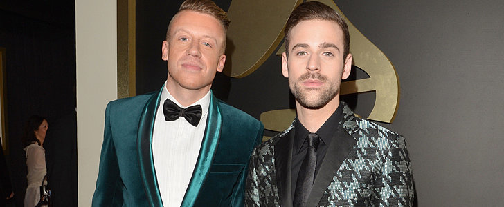 Did Macklemore and Ryan Lewis Go Overboard With Those Suits?