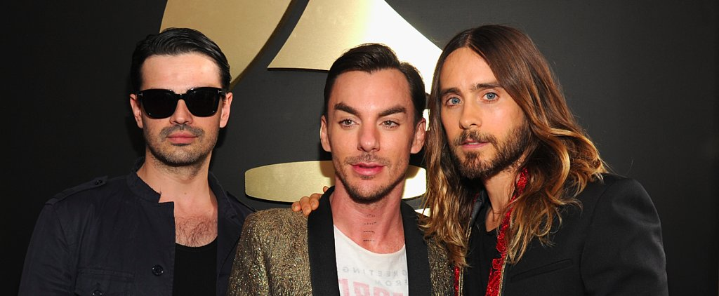 Is Jared Leto's Beard as Sexy as His Ombré Waves?