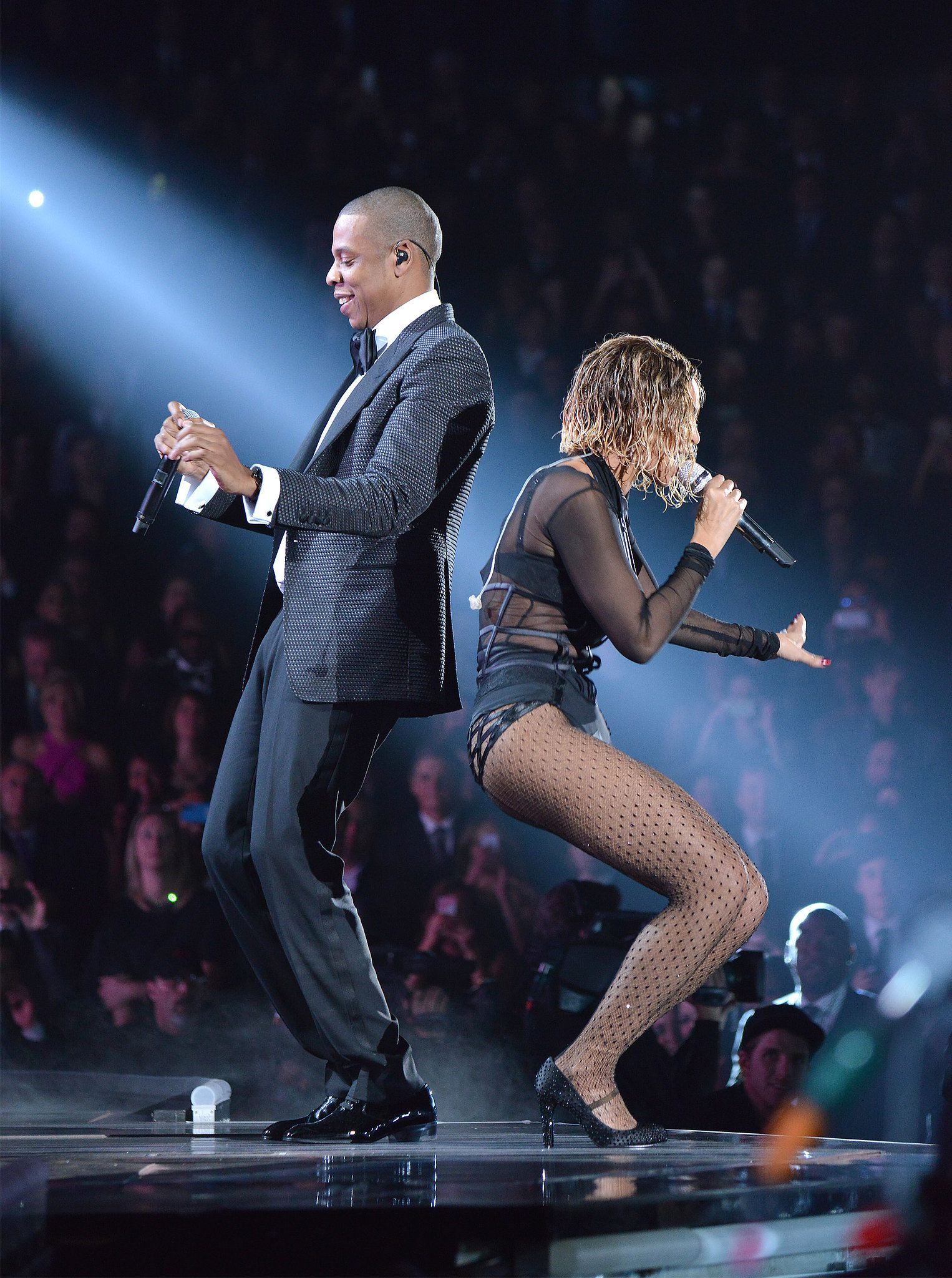 Jay Z And Beyonce Performing Beyonc and jay z got downJay Z And Beyonce Performing 2013