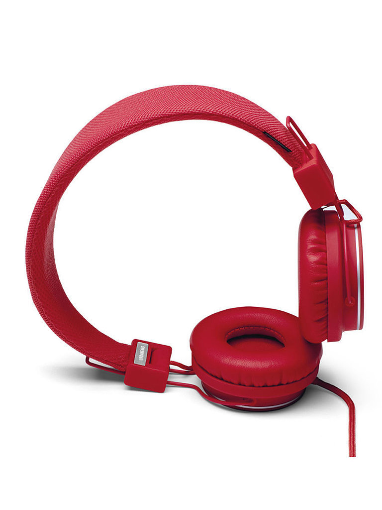 Classic, comfortable, red, stylish . . . these Urbanears headphones ($60) sound like the right recipe for a great Valentine's Day gift.