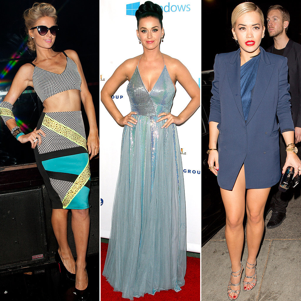 Stars Get Sexy For the Grammys Afterparties!
