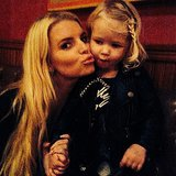 Jessica Simpson Shares Family Photos on Instagram